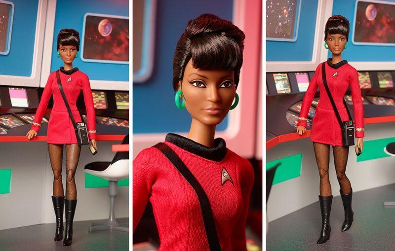 Star Trek Barbie Doll of Uhura