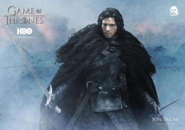ThreeZero Game of Thrones Jon Snow figure
