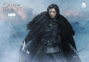 ThreeZero Game of Thrones Jon Snow figure