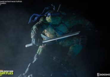 New Sideshow TMNT Statue for Leonardo