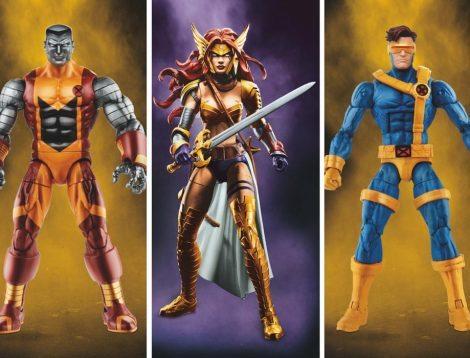 2017 Marvel Legends Action Figures