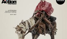 ThreeA Teams up with Ashley Wood for Exclusive Figures