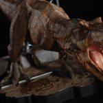Chronicle Collectibles Breakout Jurassic Park T-Rex statue