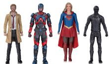 DC Collectibles Reveals New CW DC TV Series Action Figures