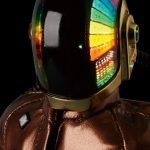Discovery themed Daft Punk action figures from Medicom - Manuel