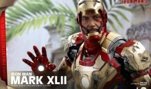 Hot Toys Announces Battle Damaged Iron Man 3 Action Figure