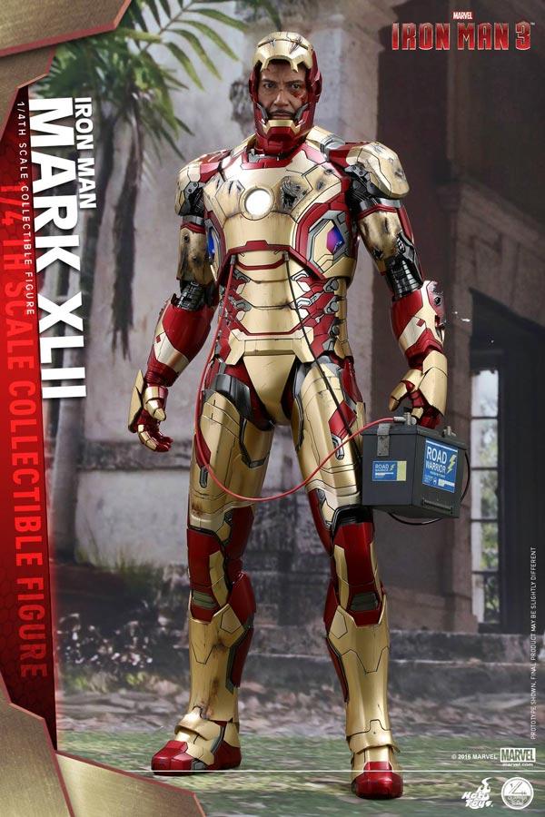 Bandai S. H. Figuarts Tony Stark Iron Man 3 F/S