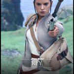 Force Awakens Hot Toys Rey Action Figure