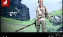 Hot Toys Rey Action Figure Will Use The Force on Your Wallet