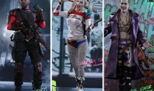 Hot Toys Reveals New Suicide Squad Action Figures