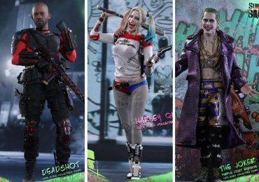 Hot Toys Suicide Squad Action Figures