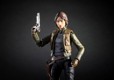 Jyn Erso Star Wars Black Series Rogue One action figure