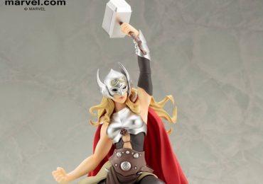 Kotobukiya Lady Thor Bishoujo Statue