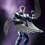 2017 Marvel Legends Guardians of The Galaxy Action Figure - Darkhawk