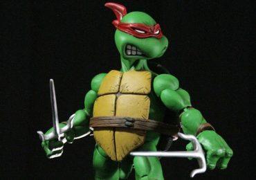 Mondo 1:6 Scale Raphael action figure