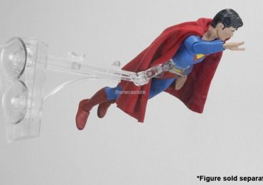 NECA Dynamic Action Figure Stands with figure