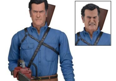 NECA Ash vs Evil Dead Hero Ash action figure