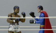 Float Like a Butterfly, Sting Like … the Man of Steel?