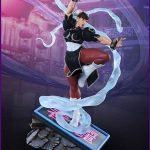 Pop Culture Shock Sixth Scale Street Fighter 5 Chun-Li Statue, exclusive black version