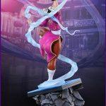 Pop Culture Shock Sixth Scale Street Fighter 5 Chun-Li Statue, pink version