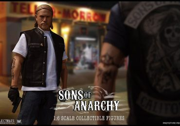 Pop Culture Shock Sixth Scale Sons of Anarchy action figures