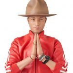 Real Action Hero Pharrell Williams Action Figure from Medicom Toys