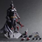 Square Enix Play Arts Kai Rogues Gallery Two-Face Batman Action Figure, accessories