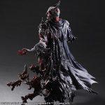 Square Enix Play Arts Kai Rogues Gallery Two-Face Batman Action Figure