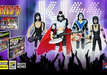 Bif Bang Pow SDCC 2016 Exclusive KISS Action Figures