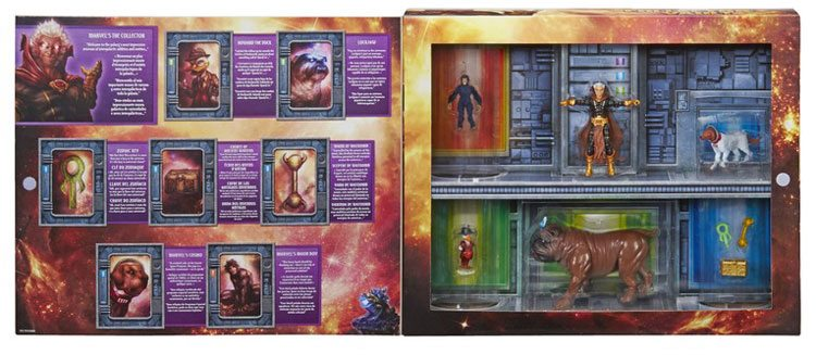3.75 Inch Scale Marvel Legends Collectors Vault from Hasbro