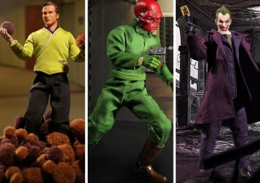 Mezco One:12 Collective Previews Action Figures