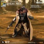 Nightmare Batman - Mezco One:12 Collective Previews Action Figures