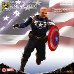 Commander Rogers - Mezco One:12 Collective Previews Action Figures