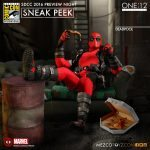 Deadpool - Mezco One:12 Collective Previews Action Figures