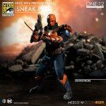 Deathstroke - Mezco One:12 Collective Previews Action Figures