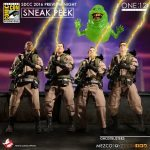 Ghostbusters - Mezco One:12 Collective Previews Action Figures
