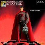 Red Son Batman - Mezco One:12 Collective Previews Action Figures