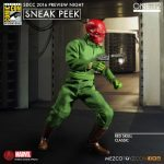 Red Skull Classic - Mezco One:12 Collective Previews Action Figures