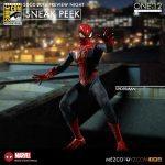 Spider-Man - Mezco One:12 Collective Previews Action Figures