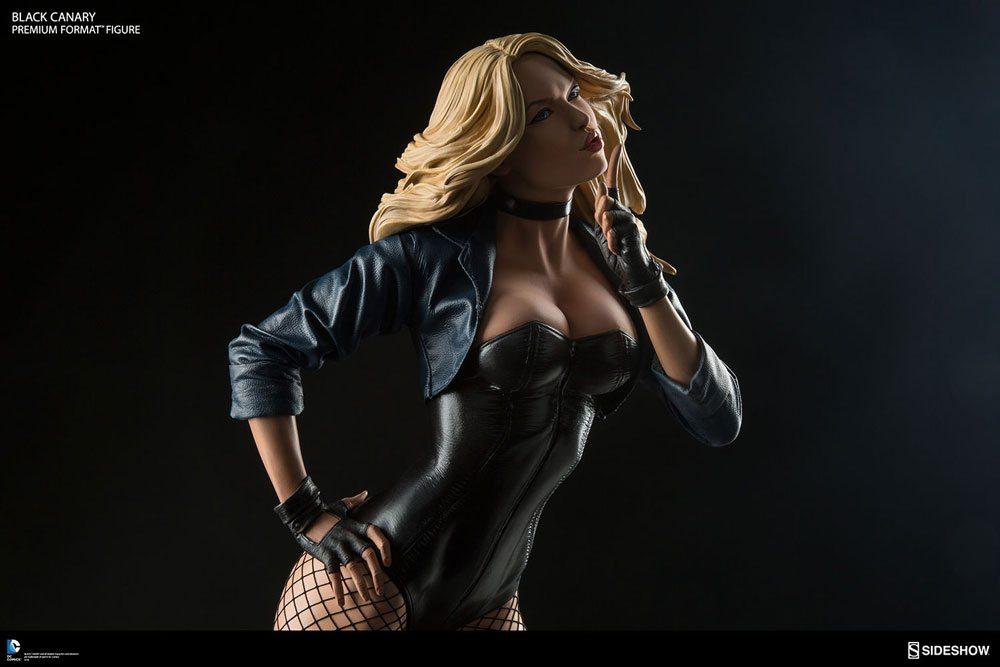 Sideshow Black Canary Premium Format figure