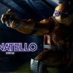 Sideshow new TMNT Statues preview of Donatello