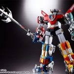Tamashii Nations Soul of Chogokin Voltron action figure