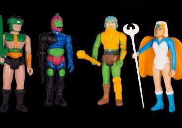 Super7 Retro MOTU Action Figures