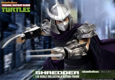 Sixth Scale DreamEX Shredder Action Figure