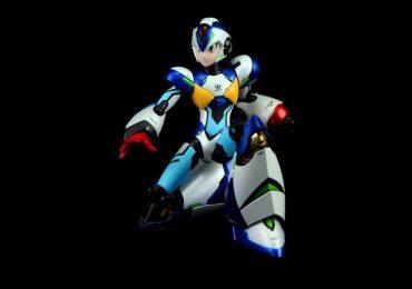 Bluefin TruForce SDCC 2016 Exclusive Mega Man Collectibles - Mega Man X in X-Booster armor