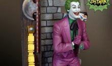 Tweeterhead's Classic TV Joker Maquette Looks Amazing