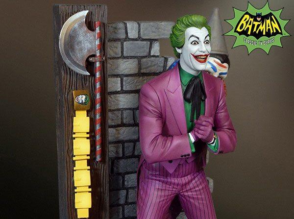 Tweeterhead Classic TV Joker Maquette