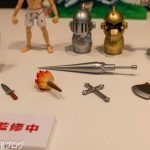 Union Creative Ghosts 'n Goblins action figures - Arthur, accessories
