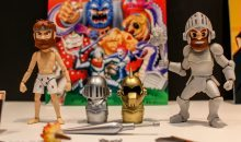 UPDATE: Official Photos of Ghosts 'n Goblins Action Figures, Pre-Order Soon!