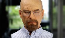 This Life Size Walter White Bust Wants You to Say His Name